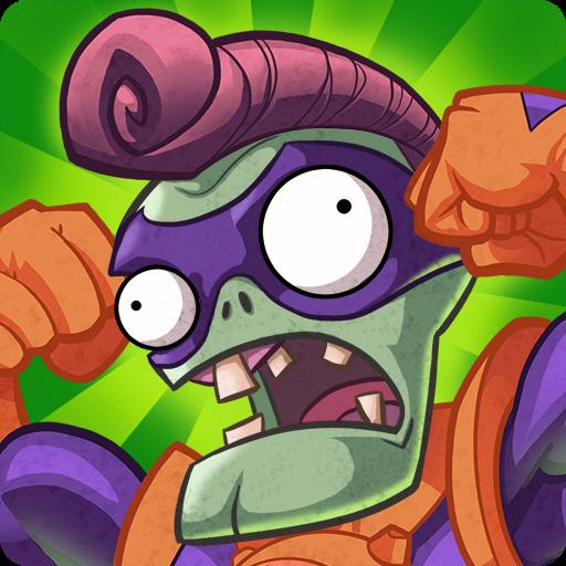 تحميل لعبه Plants vs. Zombies™ Heroes مهكره اخر اصدار