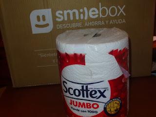 Productos Kleenex o Scottex