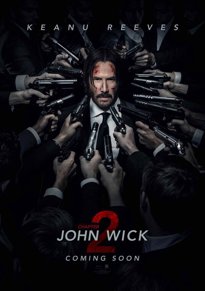 John Wick: Chapter 2 - Movie Review