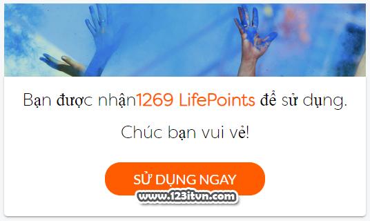 Khắc phục sự cố trên Lifepoints
