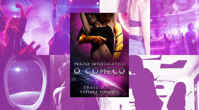 Contos | O Começo - Thais Lopes, Tatiana Pinheiro