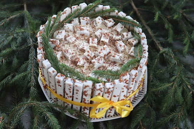 🎄 tort na Boże Narodzenie
