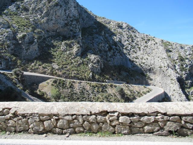 MA-2141 der berühmte Krawattenknoten Mallorca Balearen Spanien