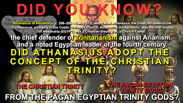TRINITY GODS?