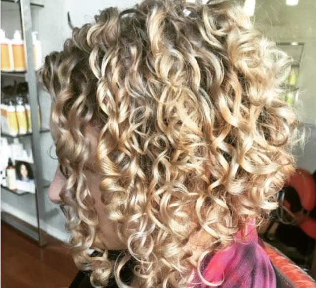 curly bob hairstyles 2020