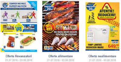cataloage-brosuri  promoţiile   şi magazine METRO in perioda 21.07 - 03.08