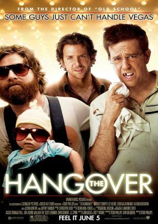 The Hangover 2009 BRRip 1080p Dual Audio In Hindi English