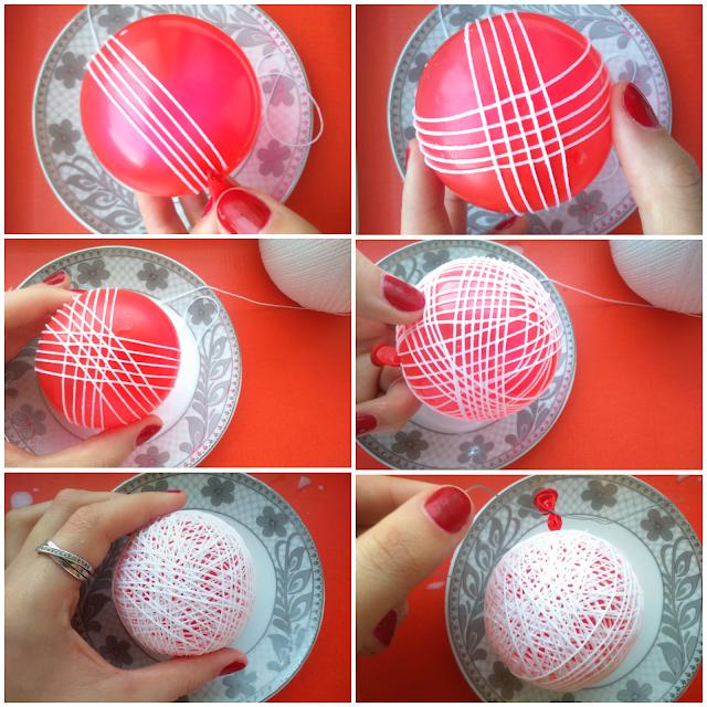 Jak zrobić cotton balls - zrób to sam diy