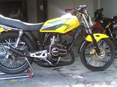 Tidak hanya dikenal sebagai motor quot;malingquot;, Yamaha RX King juga