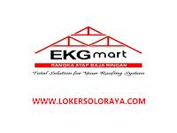 Lowongan Kerja Karyawan /Sopir dan Serabutan di EKG Mart Solo