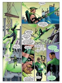 Cómic: Review de Green Lantern: La venganza de los Green Lantern de Geoff Johns - ECC ediciones