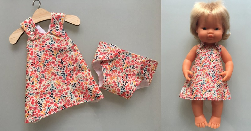 miniland doll clothes from shop hayley jane on etsy