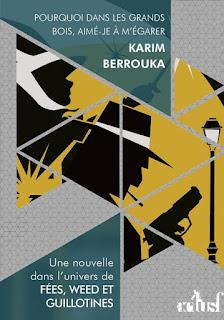 Couverture livre - critique littéraire - Pourquoi dans les grands bois de Karim Berrouka