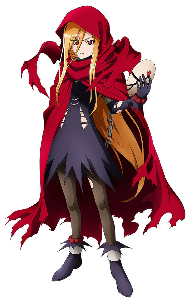 Evileye - czarodziejka z Overlord