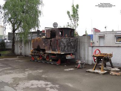 Parowóz Orenstein&Koppel, Muzeum Třineckých železáren a města Třince