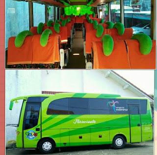 Sewa Bus Jogja Harga Murah