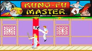 Arcade Kung-Fu Master