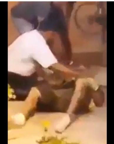 بالفيديو :/ الحمامات: حادث مريع سيارة تصطدم بمطعم سياحي