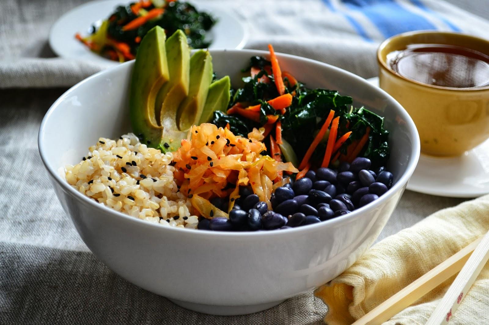 caratteristiche della dieta macrobiotica