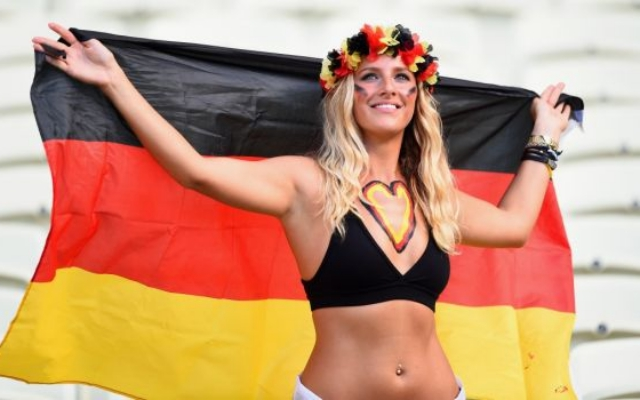 Model Jerman Paling Cantik dan Terseksi