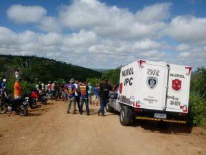 Identificados os corpos dos dois jovens executados na zona rural de Cuité. Os jovens seriam de Nova Floresta, PB