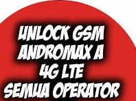 Tutorial Unlock 4G GSM pada andromax A X58