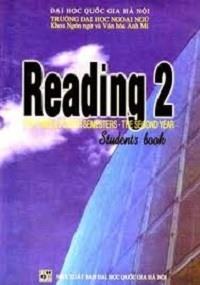 Reading 2 Student'S Book - Nguyễn Thị Vượng