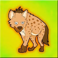 Spotted Hyena Escape Walk…
