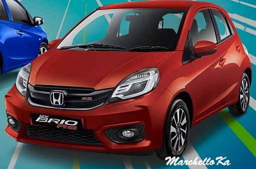 Harga dan Spesifikasi Honda Brio Terbaru