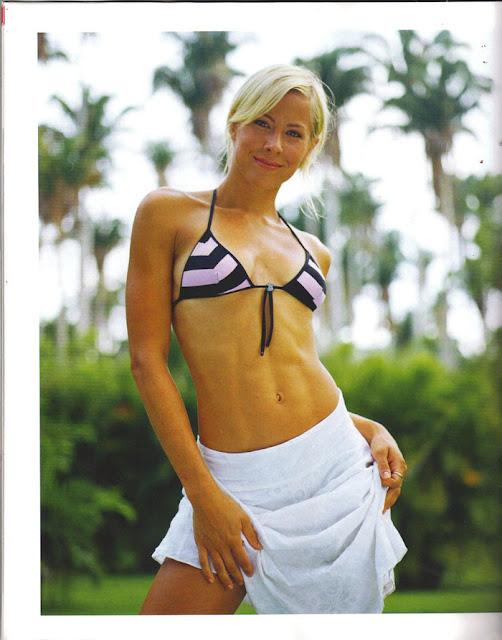 Brittany Daniels topless