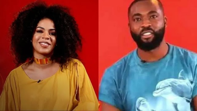 [BB NAIJA] Venita Issues Warning to Gedoni Over Sudden 'Afffection'