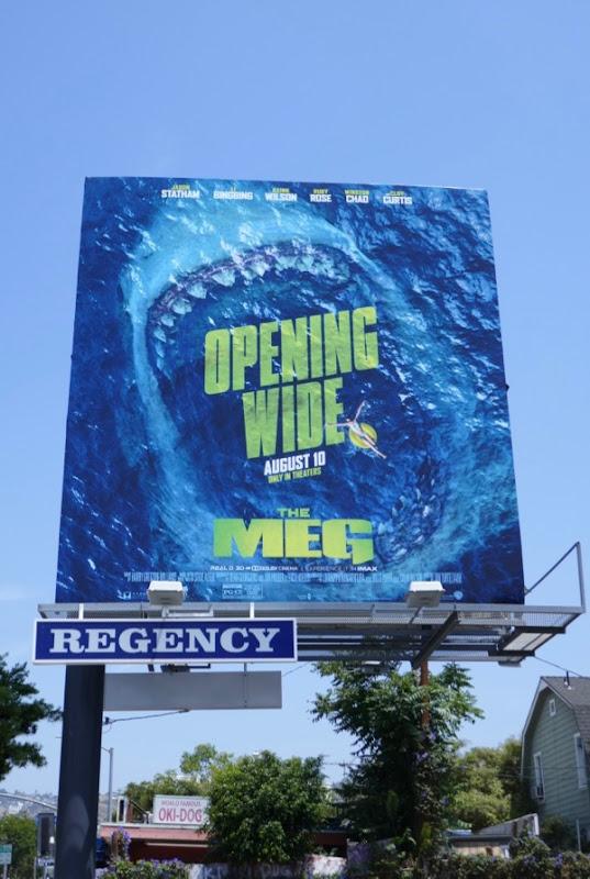meg movie billboard