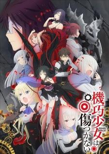 Machine-Doll wa Kizutsukanai BD Episode 01-12 [END] MP4 Subtitle Indonesia