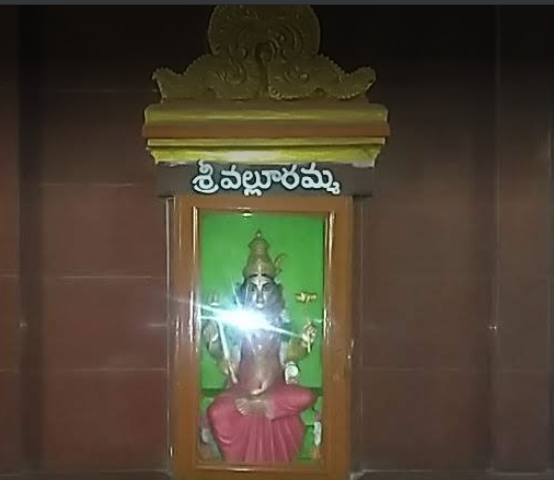 valluramma temple timings