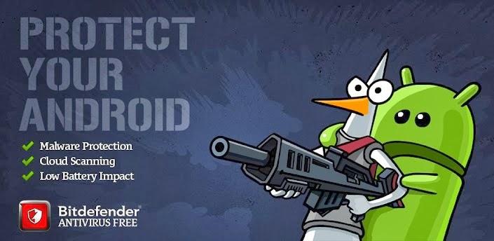 عملاق الحماية bitdefender antivirus الان متوفر للاندريد