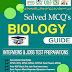 Biology MCQs Questions Answers PDF Notes