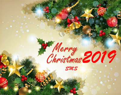 Merry Christmas 2019 SMS