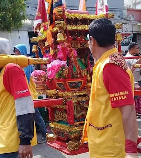 Perayaan Cap Go Meh di Indramayu 2019 (Foto : Putri Bachtiar al Ayub)