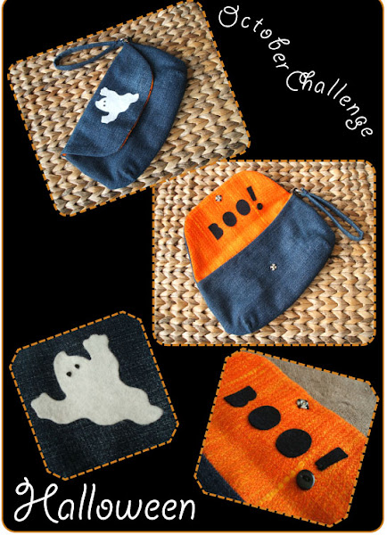 Etsy UK Street Team monthly creative challenge for October 2008 Halloween theme