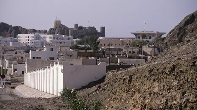 Old City of Muscat