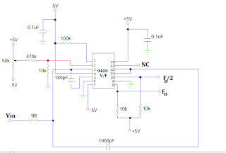 V/F schematic diagram