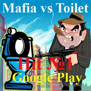 Mafia  XNUMXD vs Toilet