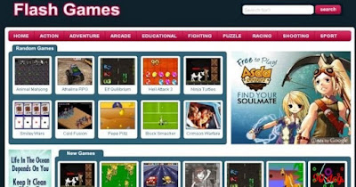 Game club blogger template
