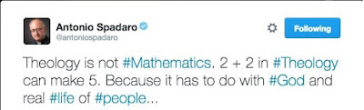 Spadaro tweet