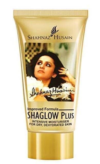 Shahnaz Husain Shaglow Plus Moisturiser For Dry,Dehydrated Skin,40g