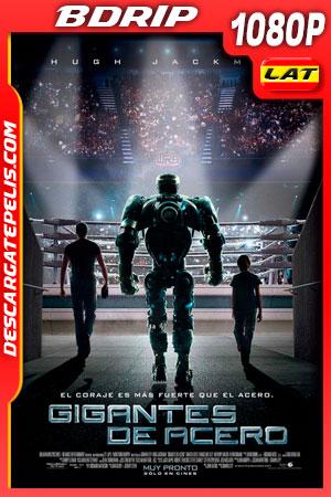 Gigantes de acero (2011) 1080p BDrip Latino – Ingles