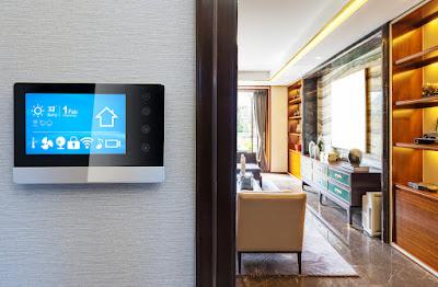 desain rumah pintar smart home  PT Prospera Jaya Group