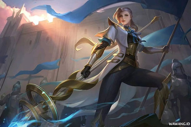 Silvanna hero baru mobile legends