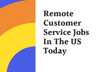Remote Customer Service Jobs In The US