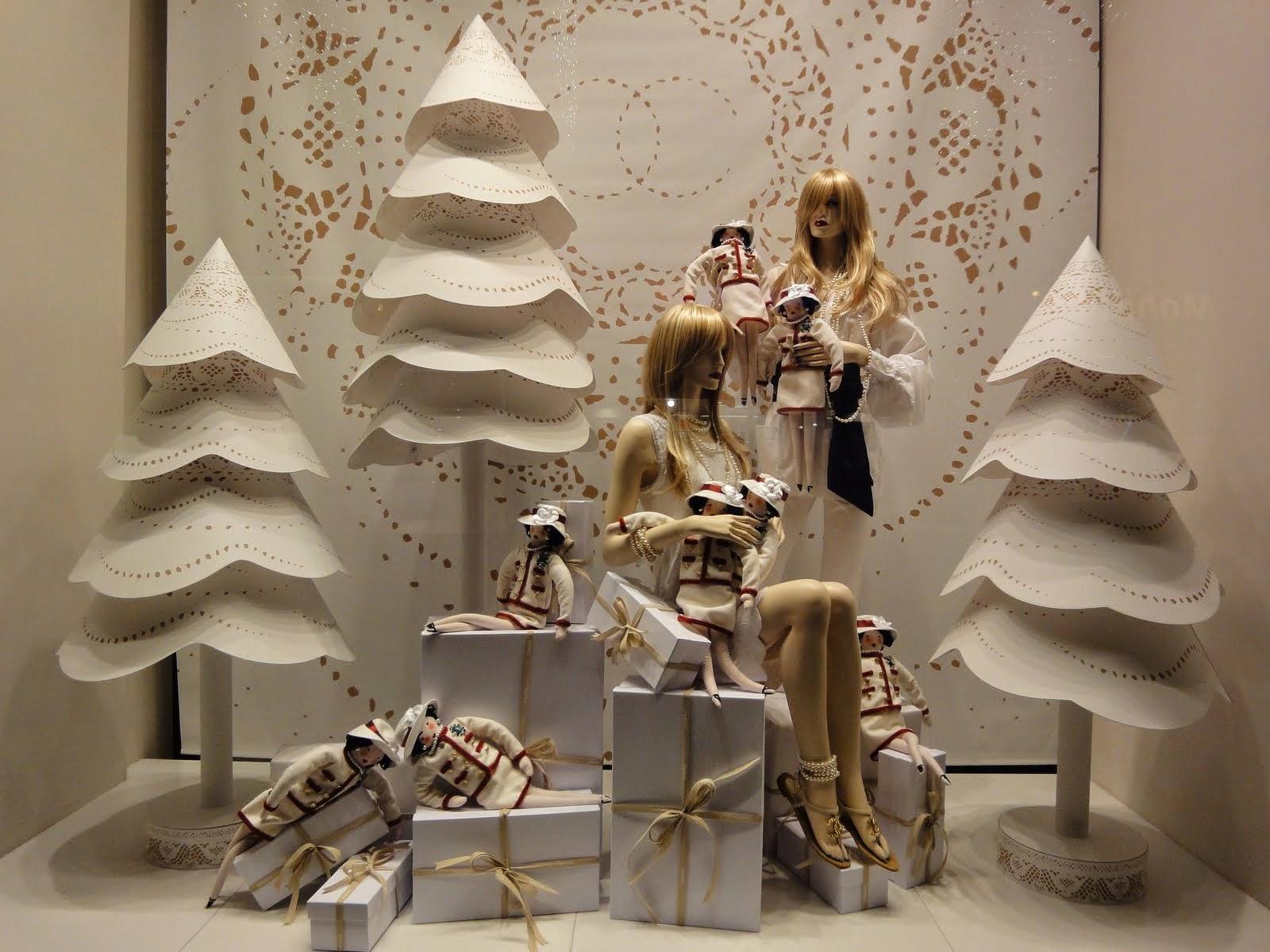 Vitrinideia vitrine de natal - Ideas originales decoracion ...